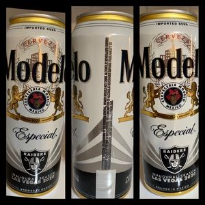 24oz. Especial Modelo RAIDERS Can